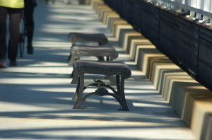 Bridge seats